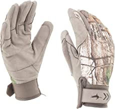 Seal Skinz Camo Dragon Eye Glove Realtree Xtra/Beige