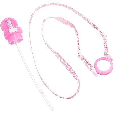 オーエスケー ハローキティ ペットボトルキャップ ベルト付 PBC-8 ピンク