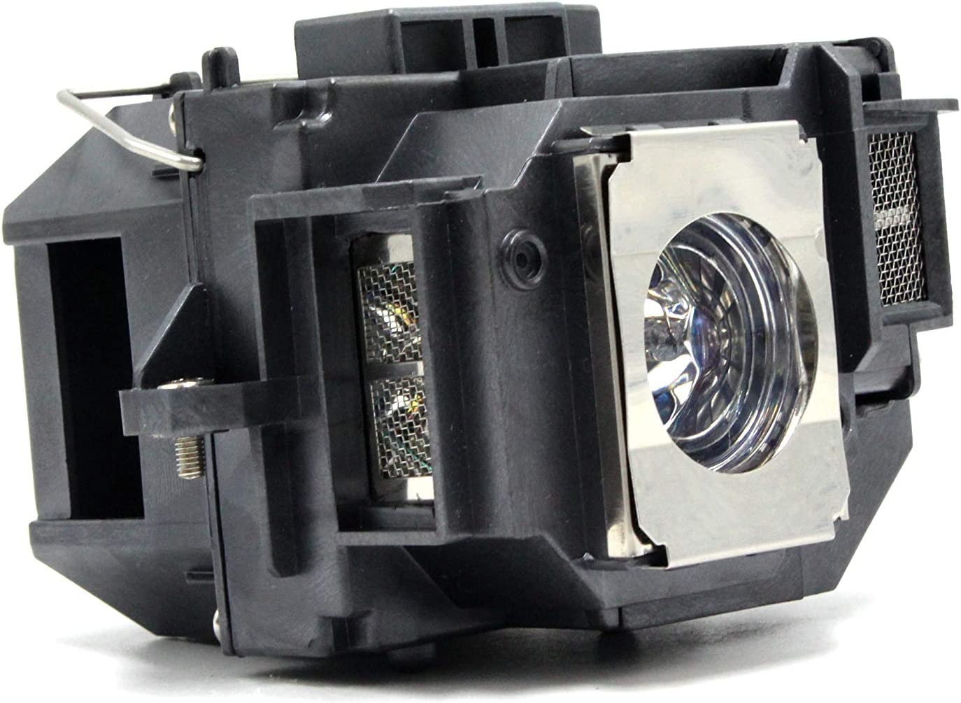 Emazne OEM ELPLP55/V13H010L55 Projector Lamp Genuine Original Bulb with Housing for Epson EB-S7 EB-S72 EB-S82 EB-W7 EB-W8 EB-W8D EB-X72 EB-X8 EB-X8e/EH-TW450/EX31 EX51 EX71/H309A H309C