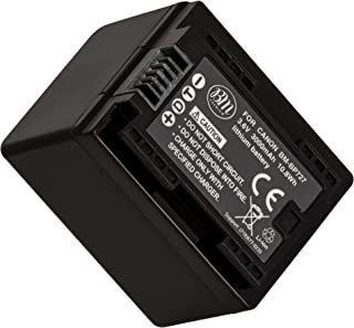 Replacement For Canon Vixia Hf 200 Camcorder Battery By Technical Precision