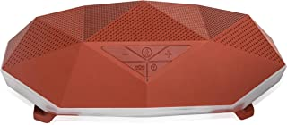 Portable Bluetooth Speaker with Light and Power Bank - The Big Turtle Shell Ultra by Outdoor Tech (Chili Oil)