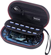 Smatree P100L Carrying Case Compatible for PS Vita 1000, PSV 2000 with Cover (Console,Accessories and Cover NOT Included)...