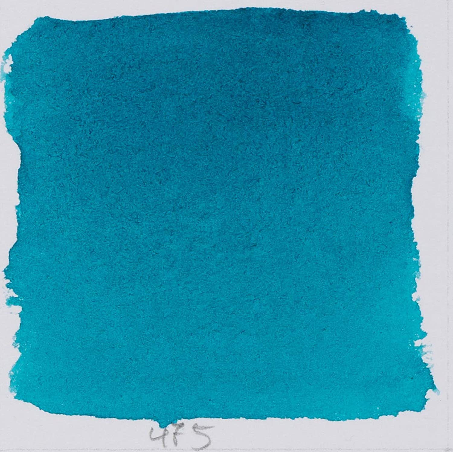Schmincke 14475043 Watercolor Pans, Helio Turquoise, Full Pan