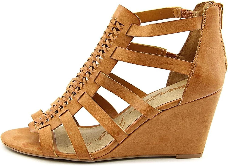 American Rag Womens Amelia Open Toe Casual Platform Sandals, Natural, Size 6.0