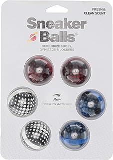 Sof Sole Sneaker Balls Shoe, Gym Bag, and Locker Deodorizer, 6 Pack