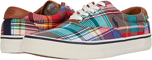 Bright Multi Preppy Bright Madras