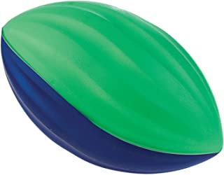 POOF Power Spiral Football, 8.5 Inch, Colors May Vary Kids Foam Football