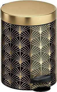 25.1/x 25.1/x 39.6/cm Dorado Meliconi 14014943513/Cubo Chapa Metal
