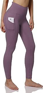 Out Pocket High Waist Yoga Pants,Tummy Control,Pocket Workout Yoga Pant