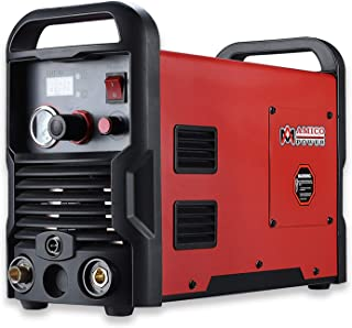 Amico CUT-40, 40 Amp Plasma Cutter 1/2 in. Clean Cut 110/230V Compatible IGBT Inverter Cutting Machine