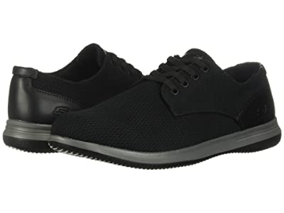 SKECHERS Darlow Velogo (Black) Men