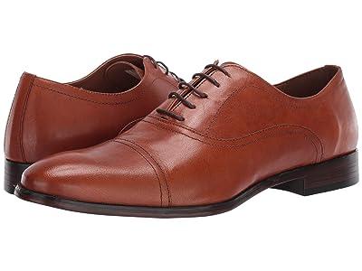Steve Madden Offisir (Tan Leather) Men