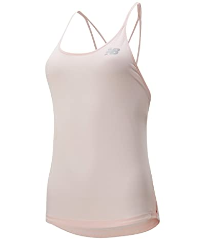 New Balance Impact Run Tank (Peach Soda) Women
