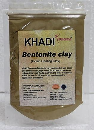 Khadi Bentonite Clay (Indian Healing Clay)