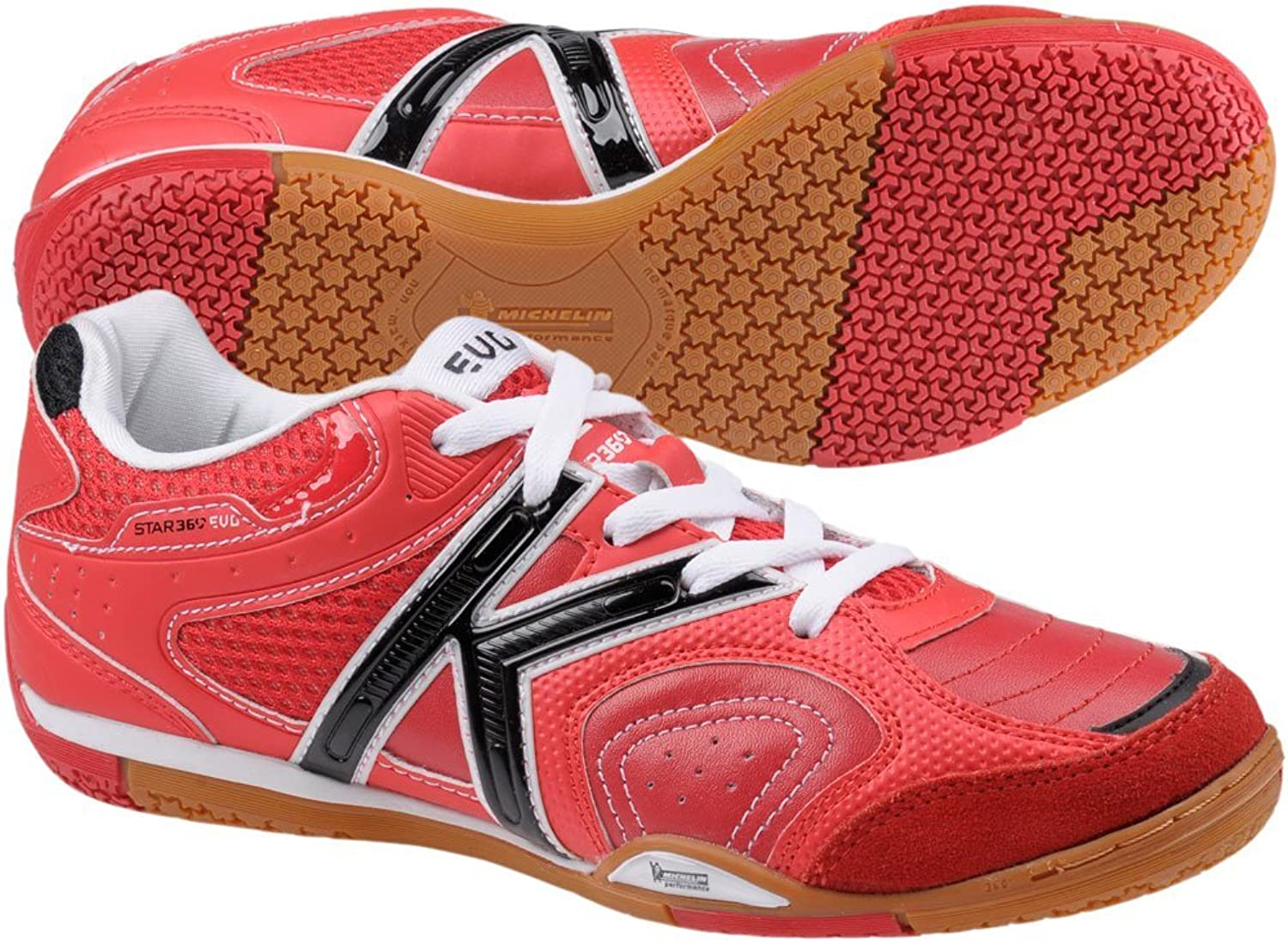 Kelme Men's Futsal shoes Red red