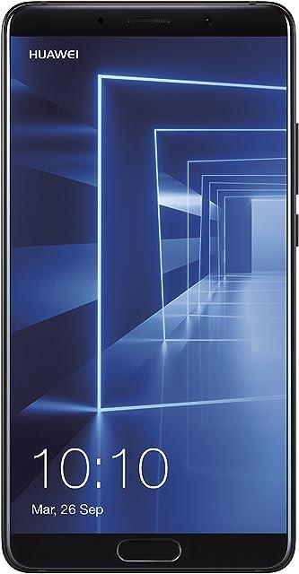 Huawei Mate 10 Smartphone (Kirin 970 + IA RAM de 4GB Memoria Interna de 64 GB Cámara Dual Leica Twilight 20 + 12 MP f 1.6 y OIS MP) Bluetooth Android 5.9 Negro