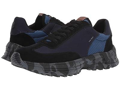 COACH C155 Panelled Runner (Blue Camo) Men