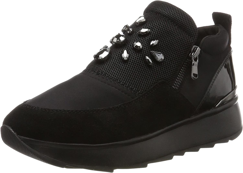 Geox shoes D745TA-01522-C9999 GENDRY Black