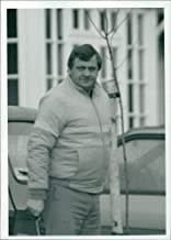 Vintage photo of Police: West Midlands Serious Crime Squad: Alan Pickering.