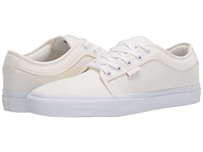 Vans Chukka Low (Marshmallow) Skate Shoes