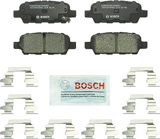 Bosch BC905 QuietCast Premium Ceramic Disc Brake Pad For: Infiniti: (EX,FX,G,JX,M,Q,QX,X); Nissan 350Z, 370Z, Altima, Juke...