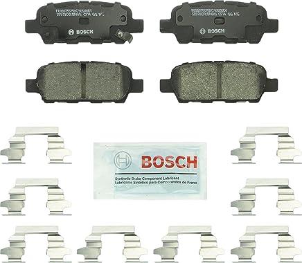 Bosch BC905 QuietCast Premium Ceramic Rear Disc Brake Pad Set