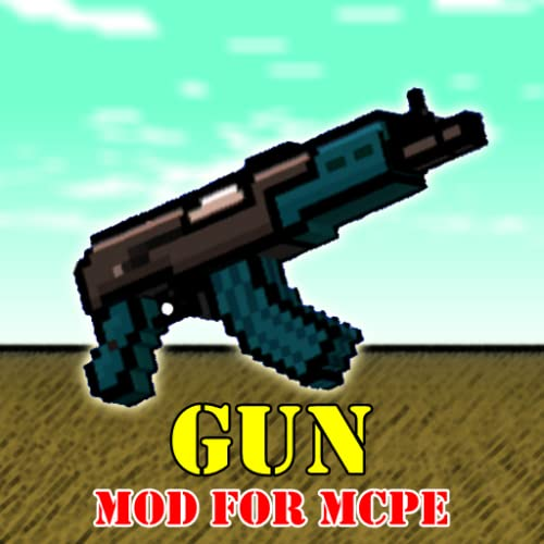 Mods : Auto Gun Mod for MCPE