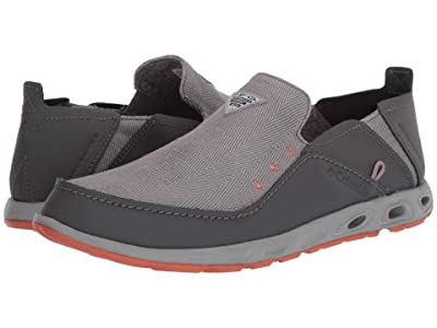 Columbia PFG Bahamatm Vent Loco III (Charcoal/Island Orange) Men