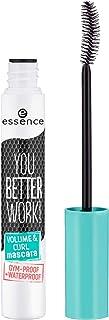 essence You Better Work! Volume & Curl Mascara