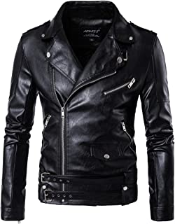 Veste Perfecto homme cuir synthétique