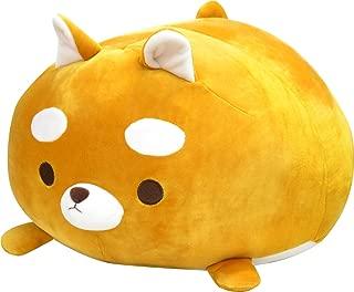 Tawaraken Fuwaitchichi, Shibainu, Orange Dog BIG Plush Stuffed Animals, 40~45cm, Imported from Japan