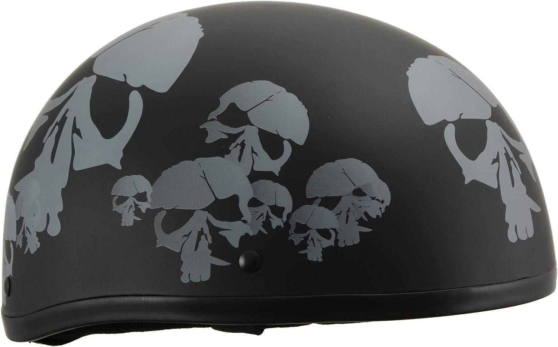 Milwaukee Performance Helmets Men's Size Helmet Black Sale Special Price shipfree Half MAT