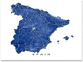 detailed street map of seville spain