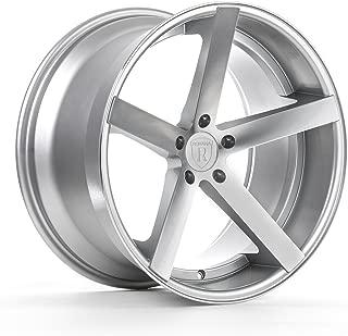 Rohana Wheels RC22 Wheel with Machined Finish (20x10