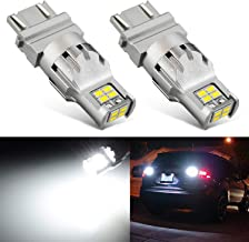 JDM ASTAR 2800 Lumens Extremely Bright 1:1 Design 3020 Chips 3056 3156 3057 3157 4057 4157 LED Bulbs, Xenon White