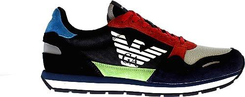 Emporio armani  sneakers uomo X4X215.XL198 K455