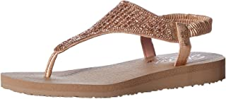 Women's Meditation-Rock Crown Flat Sandal