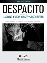 Luis Fonsi, Justin Bieber, Daddy Yankee - DESPACITO - Sheet Music Single