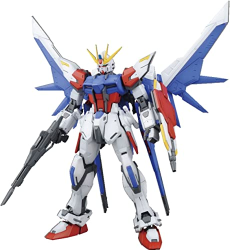 Bandai Hobby MG Bj Strike Gundam Full Paket Model Kit (1 100)