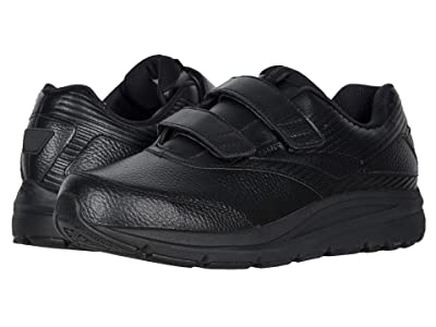 Brooks Addictiontm Walker V-Strap (Black/Black) Men