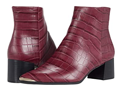 Kenneth Cole New York Roanne Bootie (Burgundy) Women