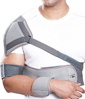 Tynor Elastic Shoulder Immobilizer - Medium
