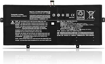 ZTHY L15M4P23 L15C4P21 Battery Replacement for Lenovo Yoga 910 glass 910-131KB 910-13IKB-80VF00BVHH Yoga 5 Pro 5B10L46105 5B10L22508 Series Notebook L15C4P22 L15M4P21 High Capacity 78Wh 10160mAh 7.68V
