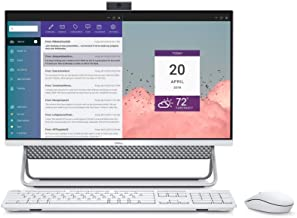 Dell Inspiron 27 AIO, 27 inch, FHD Touchscreen, Intel Core i7-10510U, NVIDIA MX110 2GB, 1TB HDD + 512GB SSD Storage, 16GB RAM, i7790-7388SLV-PUS, 15-15.99 inches