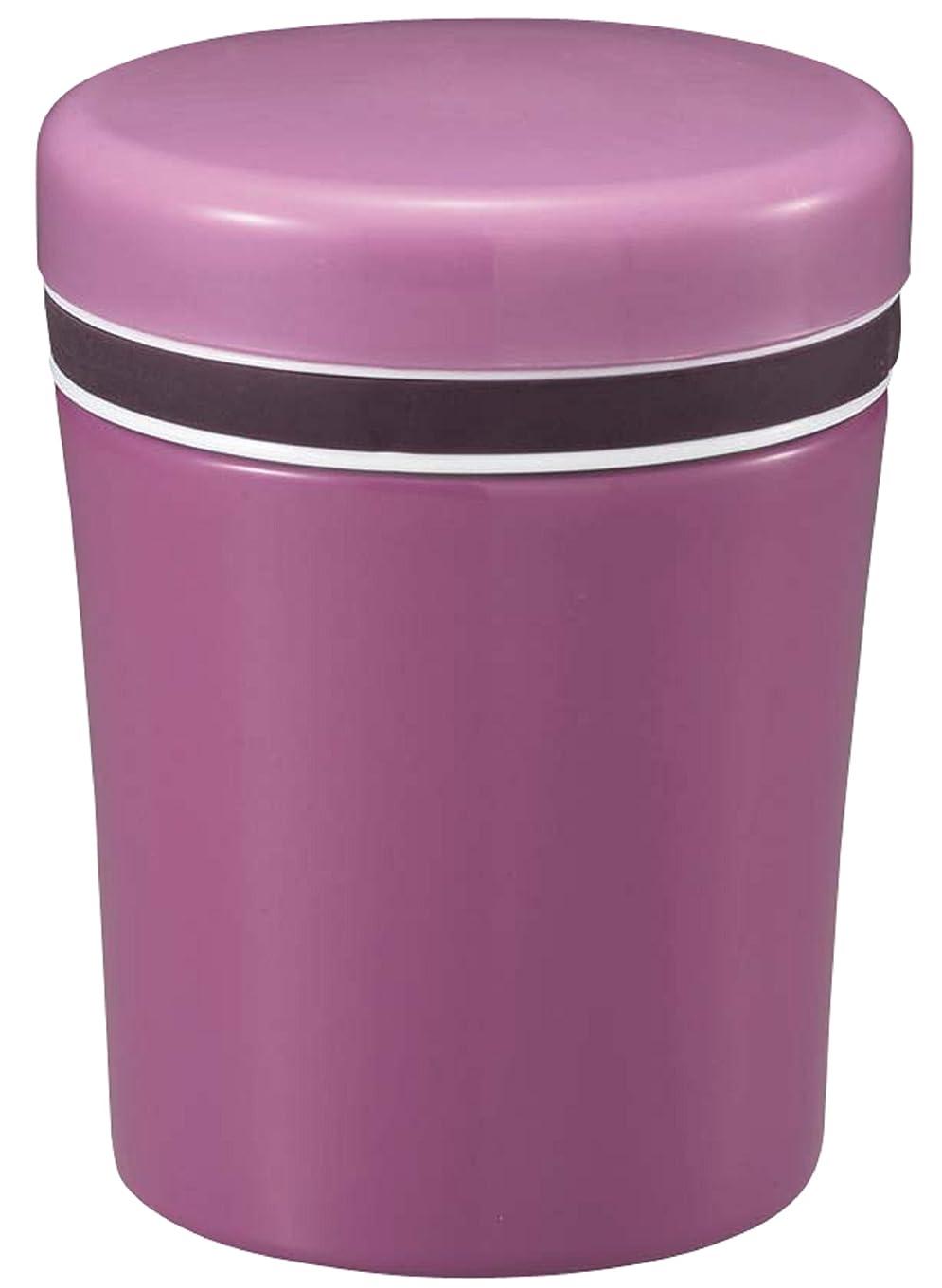 はがき引き出す多様体パール金属 フード ポット 310ml ピンク 保温 弁当箱 アルト UE-3217