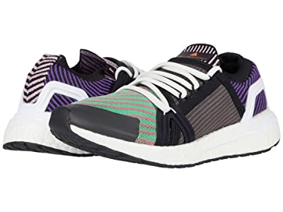 adidas by Stella McCartney Ultraboost 20 Sneaker (Core Black/Sharp Purple) Women