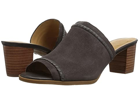 Jack Rogers Shoes , CHARCOAL SUEDE