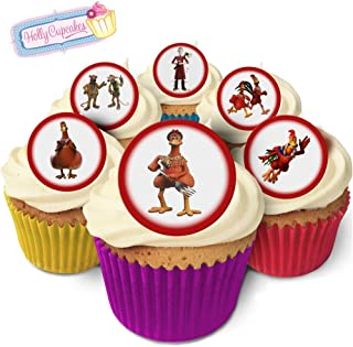edible chicken cake decorations