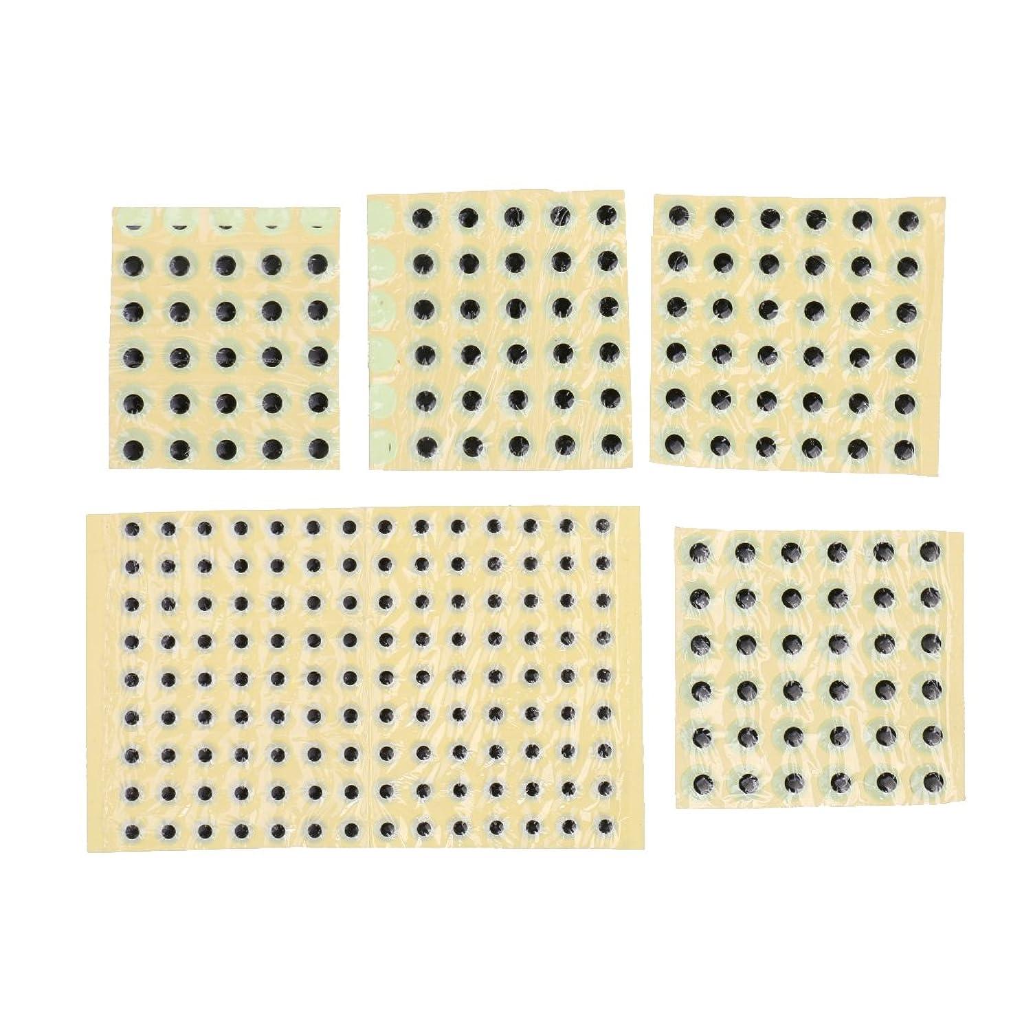 知性ディスク発掘するSharplace 3D ホログラフィック 5mm 7mm 釣り ルアー 目 フライ 約250個