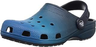 crocs Classic Ombre Blue Boys Clog